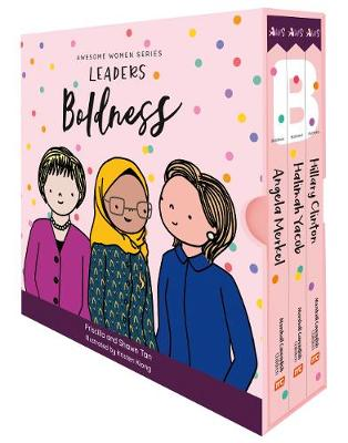 Awesome Women Series: Leaders Boldness book