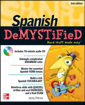 Spanish DeMYSTiFieD by Jenny Petrow