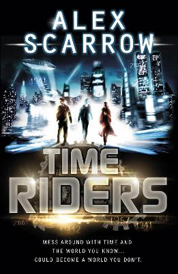 TimeRiders (Book 1) book