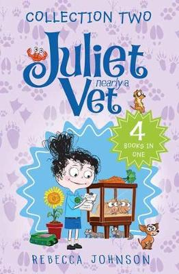 Juliet, Nearly a Vet collection 2 book