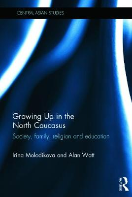 Growing Up in the North Caucasus by Irina Molodikova