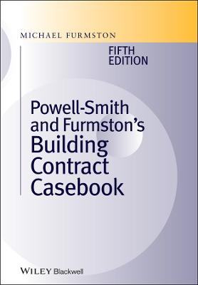 Powell  ]Smith and Furmston's Building Contract Casebook book