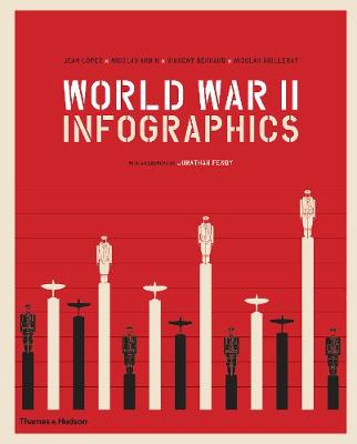 World War II: Infographics by Jean Lopez