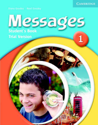 Messages 1 Student's Book Bahrain edition by Diana Goodey