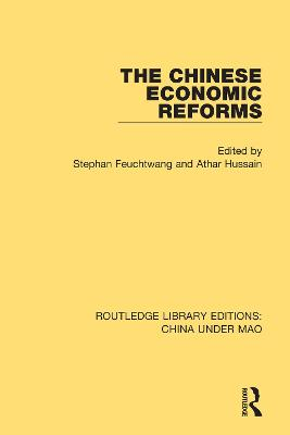 The Chinese Economic Reforms book
