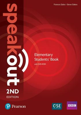 Speakout Elementary 2nd Edition Students' Book and DVD-ROM Pack by Frances Eales
