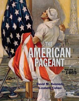 American Pageant, Volume 2 by Lizabeth Cohen