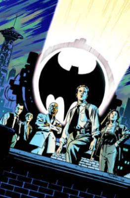 Gotham Central Omnibus HC by Ed Brubaker
