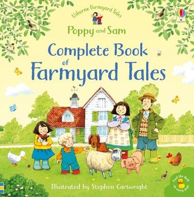 Complete Book of Farmyard Tales - 40th Anniversary Edition book