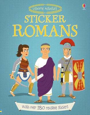 Sticker Romans by Louie Stowell