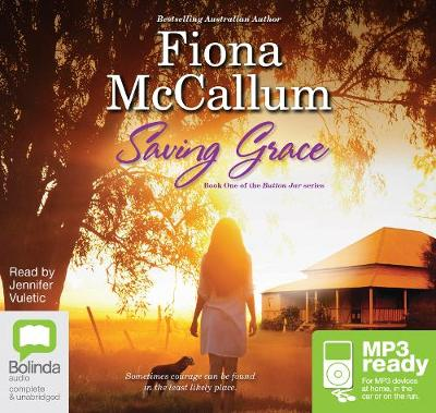 Saving Grace by Fiona McCallum