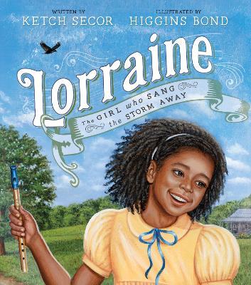Lorraine by Ketch Secor