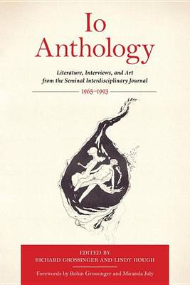 Io Anthology by Richard Grossinger