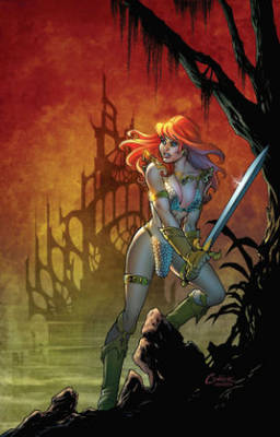 Red Sonja: The Black Tower by Frank Tieri