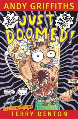 Just Doomed! book