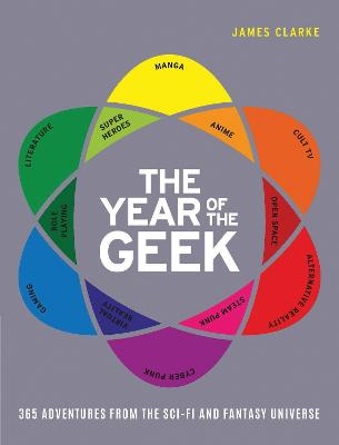 Year of the Geek book