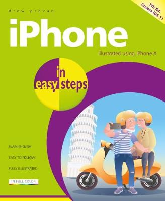 iPhone in easy steps, 7th Edition by Drew Provan