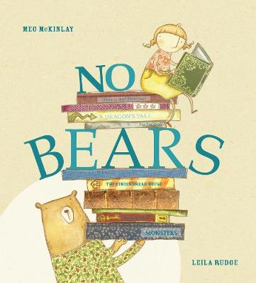 No Bears by Meg McKinlay