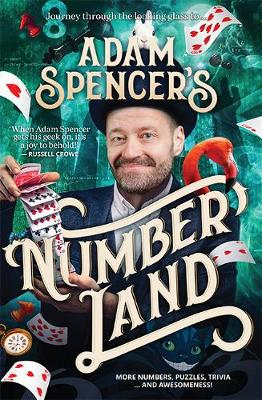 Adam Spencer's Numberland book