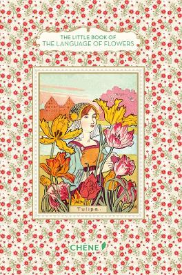The Little Book of the Language of Flowers by Nathalie Chahine