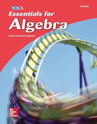 Essentials for Algebra book
