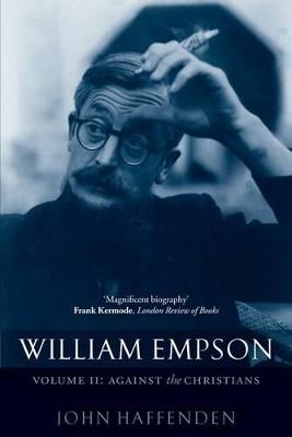 William Empson book
