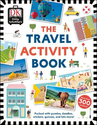 The Travel Activity Book by DK