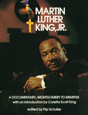 Martin Luther King, Jr. by Flip Schulke