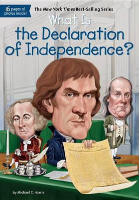 What Is the Declaration of Independence? by Jerry Hoare