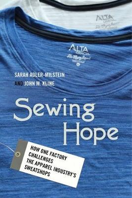 Sewing Hope by Sarah Adler-Milstein
