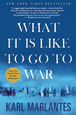 What Its Like to Go to War by Karl Marlantes