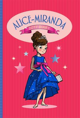 Alice-Miranda 2017 Diary book