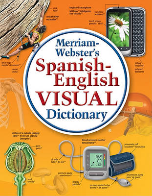 Spanish-English Visual Dictionary by Merriam-Webster