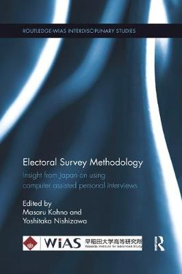 Electoral Survey Methodology: Insight from Japan on using computer assisted personal interviews by Masaru Kohno