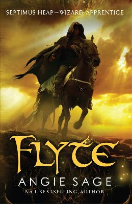 Flyte: Septimus Heap Book 2 by Angie Sage