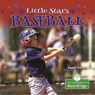 Little Stars Baseball by Taylor Farley