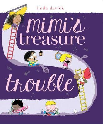 Mimi's Treasure Trouble by Linda Davick