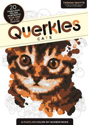 Querkles: Cats by Thomas Pavitte