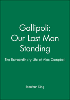 Gallipoli by Jonathan King