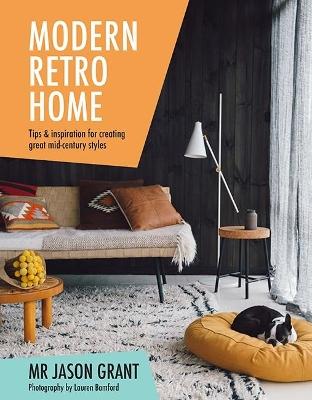 Modern Retro Home book