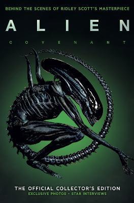 Alien Covenant by Titan Books