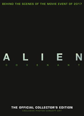 Alien Covenant by Titan Books