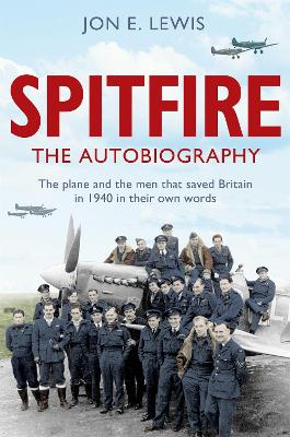 Spitfire: The Autobiography book