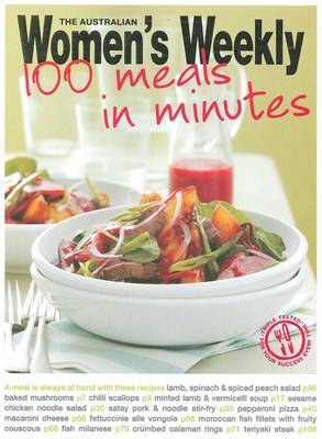 100 Meals in Minutes by Pamela Clark