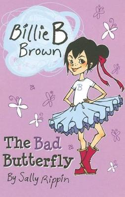 Bad Butterfly book