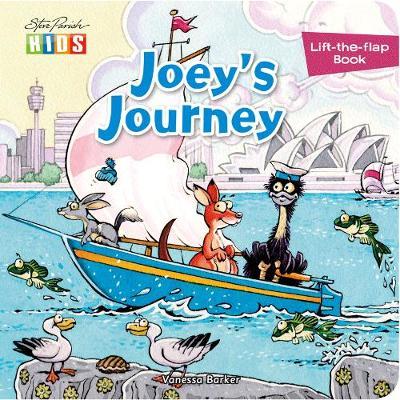 Joey's Journey book
