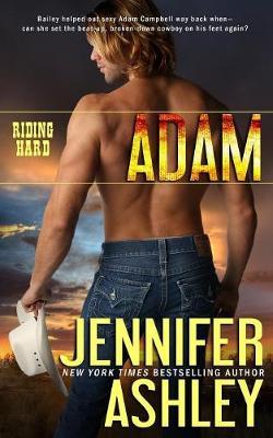 Adam: Riding Hard by Jennifer Ashley