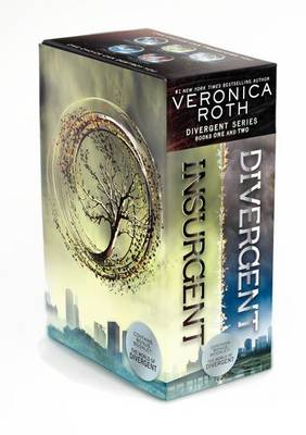 Divergent Series Box Set by Veronica Roth