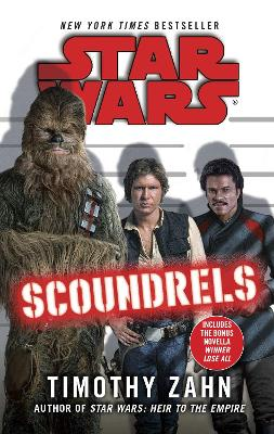 Star Wars: Scoundrels by Timothy Zahn