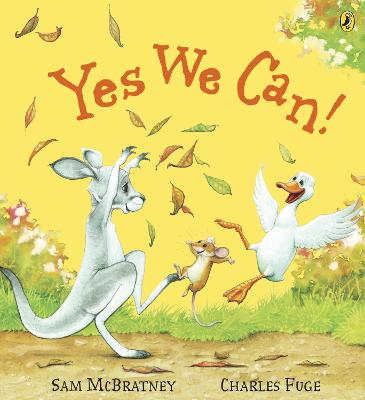Yes We Can! by Sam McBratney